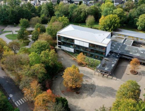 Energetische Sanierung – Grundschule-Niederbieber